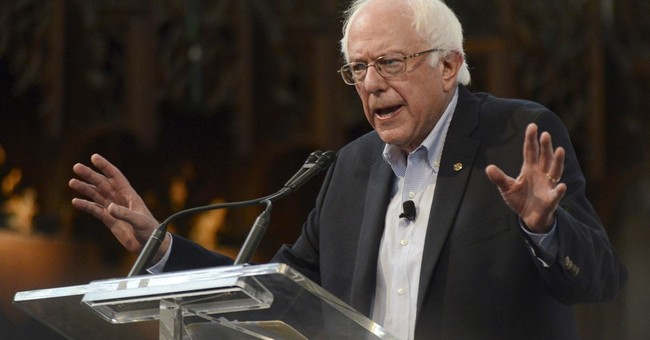 Sanders pulls in nearly as much cash this quarter as Clinton