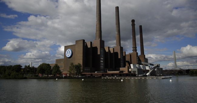 Town that Volkswagen built from scratch girds for trouble