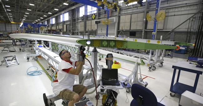 US manufacturing barely expands as global economy slows
