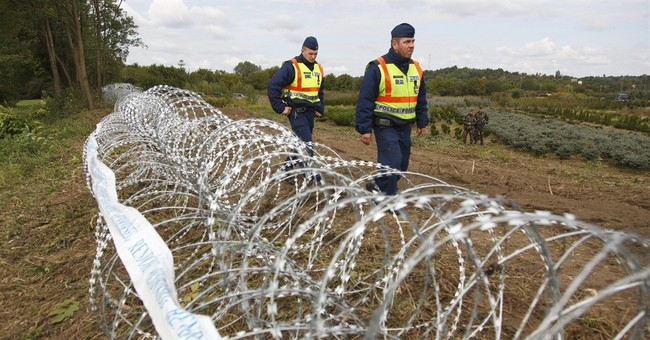 The Latest: Eastern Europeans to cooperate on border control