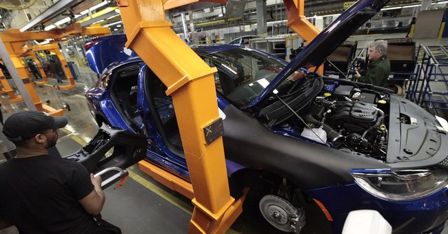 US auto sales show big gains, except at Volkswagen