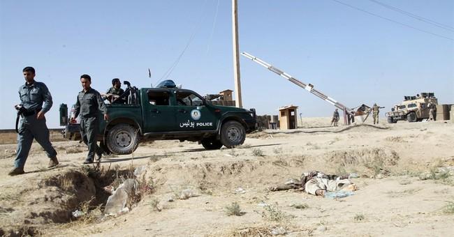 Afghan troops push into city of Kunduz, Taliban in retreat