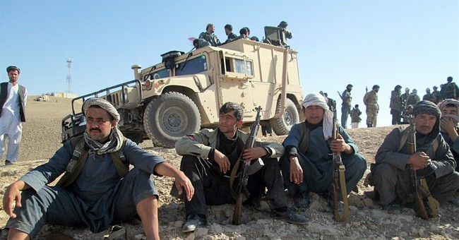 AP Exclusive: Afghan Taliban leader claims 'victory' in city