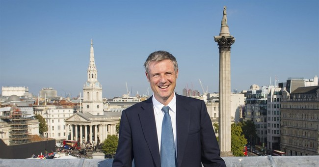 Environmentalist Zac Goldsmith to run for mayor of London