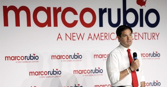 Republican Rubio seeks aggressive approach to Russia