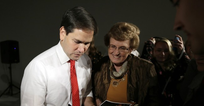 Republican Rubio seeks aggressive approach to Russia