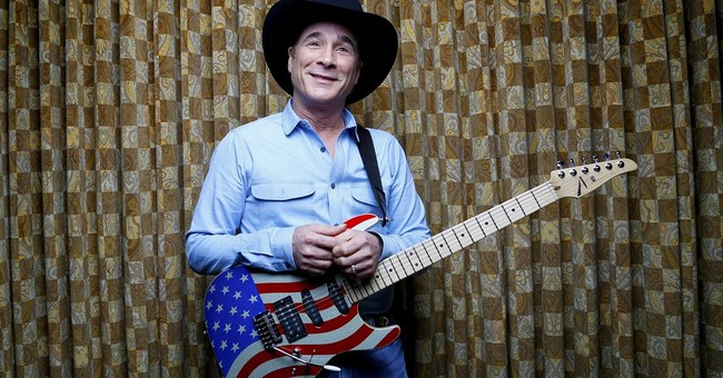 A come-black: Clint Black returns with 1st album in 10 years