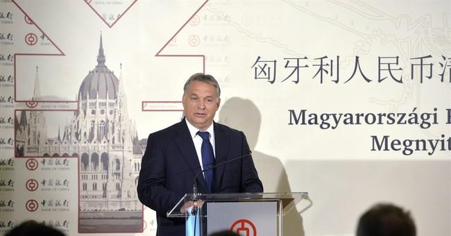 Hungary's Orban attacks Croatian counterpart over migrants