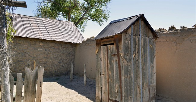 Professor: Historic outhouses underappreciated in Southwest