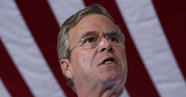 Bush donors embrace new mantra: He's built to last
