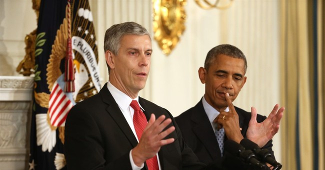 Education Secretary Arne Duncan steps down after 7-year term