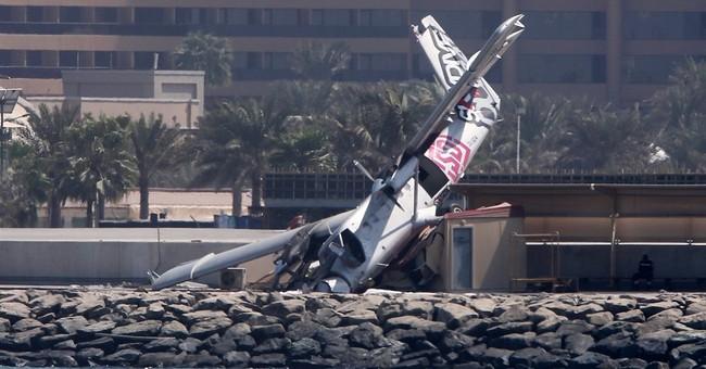Skydive Dubai plane runs off runway; no injuries reported