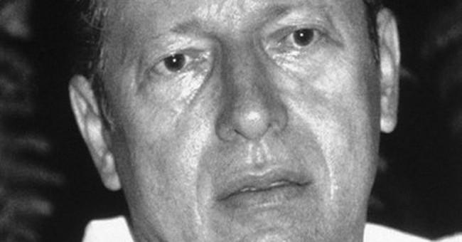 Former Panama President Eric Delvalle dies