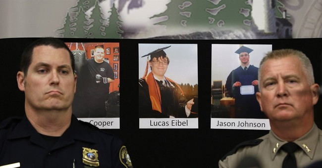 Oregon shooting victims: Teens just starting out, teacher