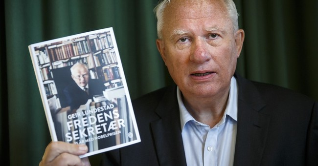 Nobel official's behind-scenes book overshadows peace prize