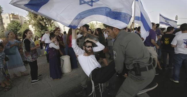 Palestinian kills 2 Israelis, wounds toddler in Jerusalem