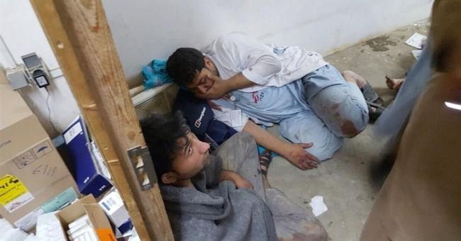 The Latest: UN chief condemns deadly Kunduz hospital bombing