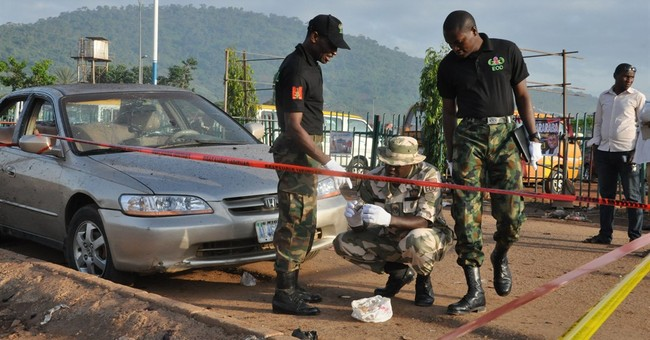 Official: Multiple bomb blasts in Nigerian capital, 15 dead