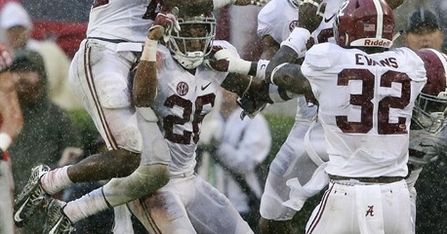 Playoff pulse: Alabama not fading away; Ohio State escapes