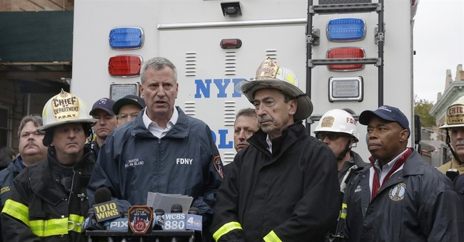 2nd body recovered after New York City building explosion