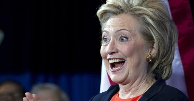 Clinton promotes gay rights as a main pillar of 2016 bid
