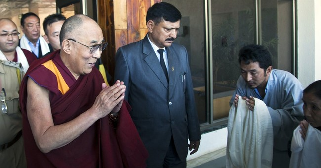 Dalai Lama assures followers of health upon return to India