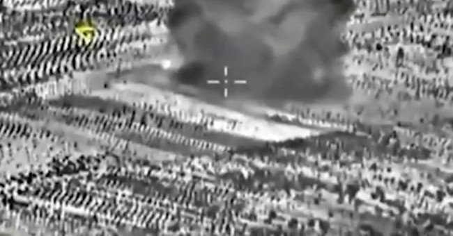 Russia launches new wave of air raids in Syria