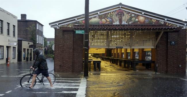 More rain, flooding forecast along soggy East Coast