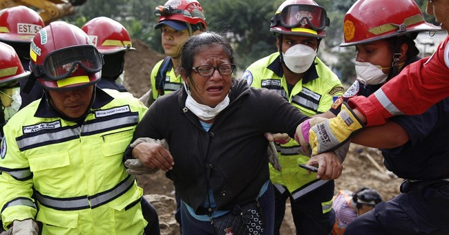 Guatemalan mudslide death toll reaches 69,  hundreds missing
