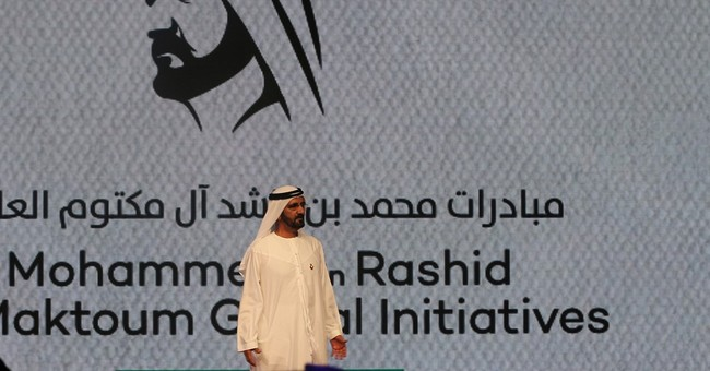 Dubai ruler launches aid and development foundation
