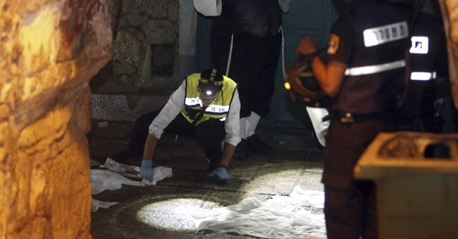 The Latest: Israeli stabbing victim describes deadly attack