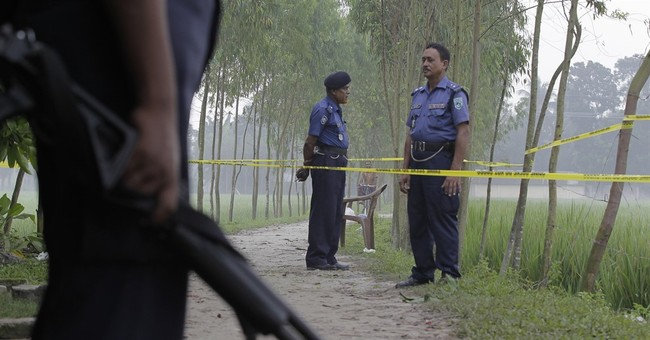 Police in Bangladesh question 4 in killing of Japanese man