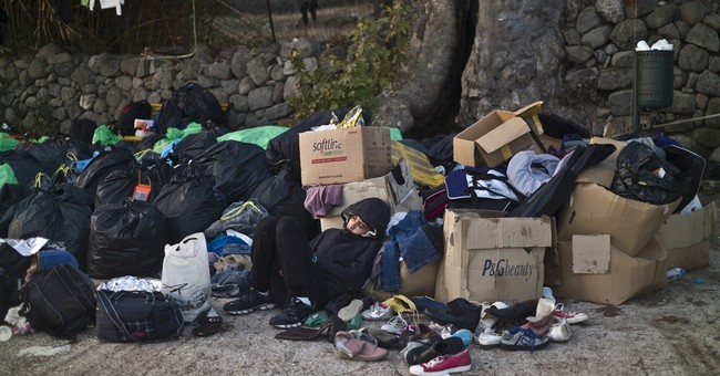 The Latest: UN official warns EU on 'hotspot' migrant triage