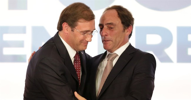 New Portuguese minority government brings political tension