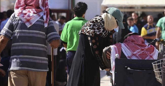 Syrian refugees increasingly return to war zones in homeland