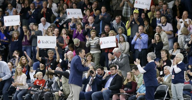 Ted Cruz: Allowing Syrian refugees into US is 'crazy'