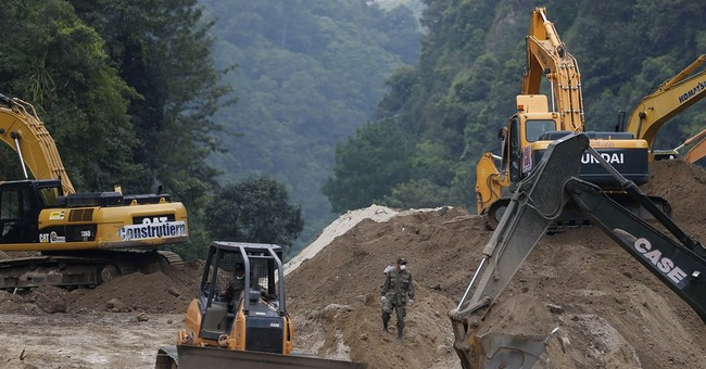 Questions arise about neighborhood where slide killed 152