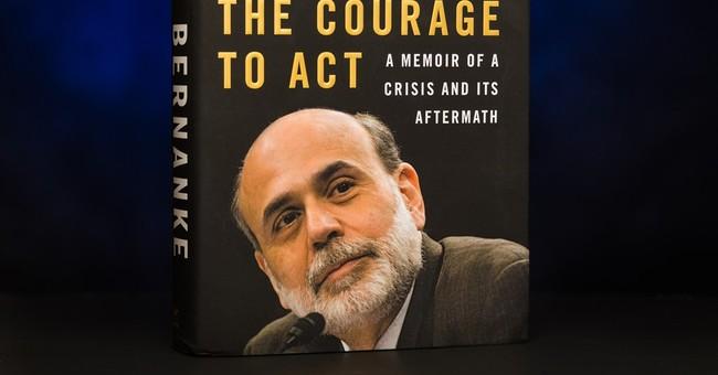 Bernanke defending Fed actions to battle recession