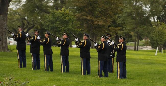 Memorial ceremony held in South Dakota for ex-Gov. Miller