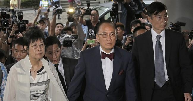 Former Hong Kong leader Tsang charged in corruption probe