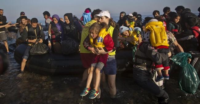 The Latest: Asylum applications up across the Nordics