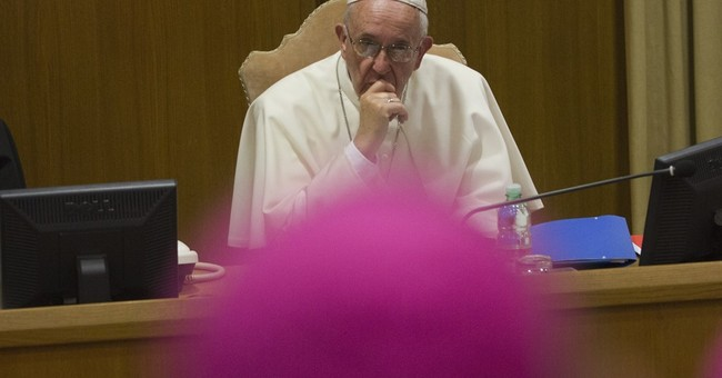 Pope urges prejudices be put aside at start of family synod