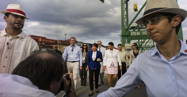 US commerce secretary in Cuba for talks on improving trade