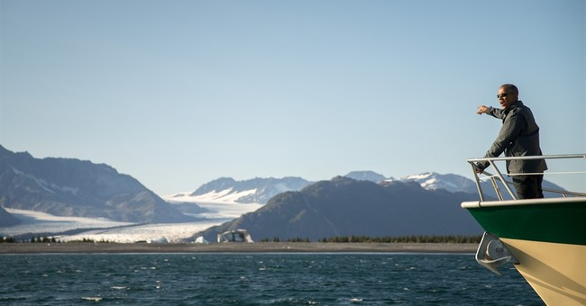 AP NewsBreak: Alaska hired consultants ahead of Obama visit