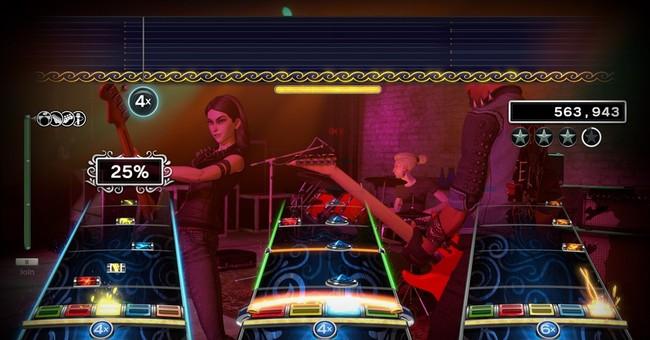 Review: 'Rock Band' mounts a raucous reunion tour
