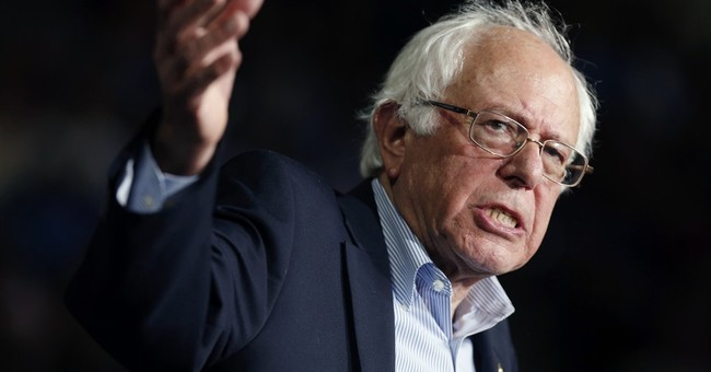 Approaching debate, Clinton and Sanders showing differences