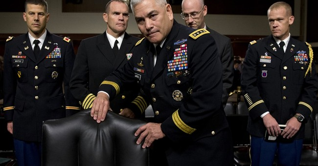 Top general recommends keeping more US troops in Afghanistan