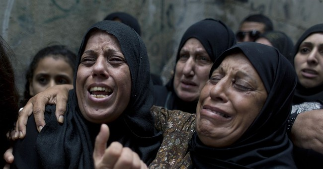 The Latest: UN chief calls for probe of Palestinian deaths