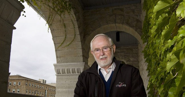 Nobel Prize for key discoveries about subatomic particles