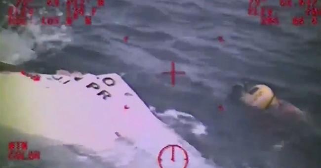Captain, crew of doomed ship loved the sea, despite dangers